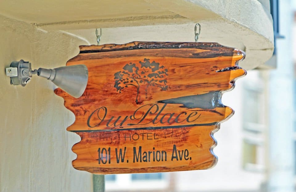 Locally Made Custom Sign