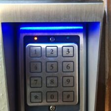 Our Place Hotel Entry Keypad